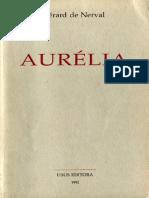 Aurélia - Gerard de Nerval