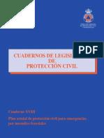 Plan Estatal de Protección Civil para Emergencias por Incendios Forestales