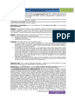 Acta de Otorgamiento de Poder - Franck Malaver