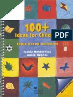 100 plus Ideas for Children.pdf
