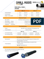 DRILL RODS - Technical Specification2