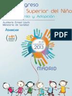 Revista congreso acogimiento infantil