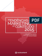 Tendencias Marketing de Conteúdo RocketContent 2015