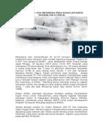Peran PR PT. Pos Indonesia Pada Kasus Trigana Air