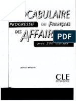 Corrigs grammaire progressive perfectionnementpdf vocabulaire progressif du franais des affaires fandeluxe Image collections