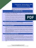SIFRP Character Sheet