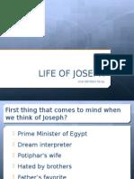 Joseph's life.pptx