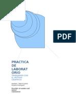 Práctica de laboratorio numero1