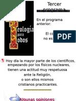01610000 3ero Los Cientificos y La Fe