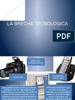 La Brecha Tecnologica