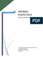 Informe Puerto Rico