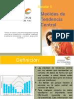 SESION 5 Medidas de Tendencia Central.pptx