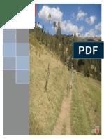 Estudio de Topografía, Trazo y Diseño Geométrico Quinua Baja