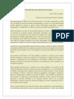 CONCEPCIÓN DE LAS CIENCIAS SOCIALES.docx
