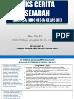 Materi Cerita Sejarah Pelajaran 1.pptx
