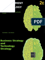 Chapter 8 Business Strategy and Technology Strategy