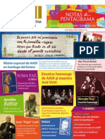 Asociacion Argentina de Interpretes, Boletín nro 21