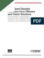 VirtualizedDisasterRecoveryfromVMwareAndVisionSolutions