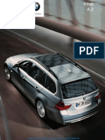 BMW 3er Touring E91 Ohne IDrive Ab 06-05