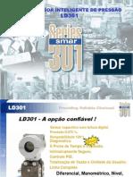 Transmissor de Pressão LD-301