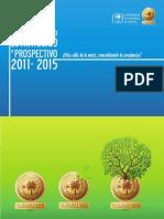 Plan de Desarrollo Estratégico y Prospectivo 2015