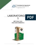 Lab 01 Encharcamiento