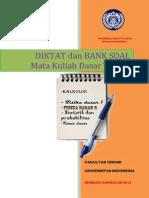 Diktat UAS Gasal 2014