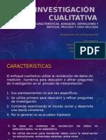 metodología Investigación Cualitativa