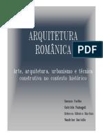 Arquitetura Romanica