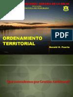 Clase 1. Ordenamiento Territorial