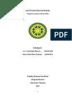 Materi 8 - Pengukuran Kinerja Sektor Publik