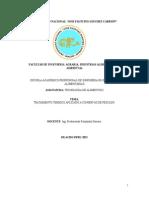 Tratamiento Termico Aplicado en Conservas de Pescado Ok