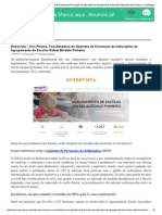 Entrevista – Ana Pereira, Coordenadora Do Gabinete de Prevenção Da Indisciplina Do Agrupamento de Escolas Rafael Bordalo Pinheiro _ ComRegras