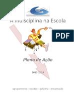Plano Indisciplina AEGE 2013