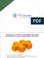 TVI Express Presentation