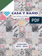 Catalogo General Casa y Bano 2015 2016