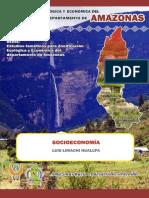 zonificacion ecologica y economica de Amazona