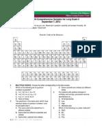 Chem 16 Samplex