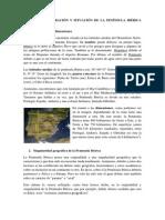 Geografía, Tema 1. US