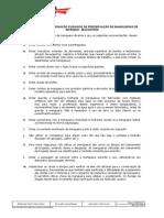 Recomendações Gerais - Cuidados de Preservação - Macontrin-2015