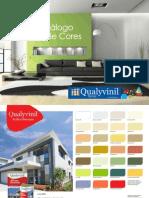 Qualyvinil Catalogo de Cores