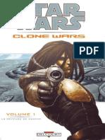 Star Wars - Clone Wars t1