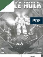 Warhammer 40000:Space Hulk (Manual)