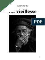 Denis Léon La Vieillesse Jys