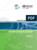 1hiv Aids Surveillance Report Europe 2013