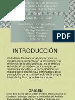 Presentación Analisis Transaccional