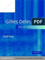 Todd May-Gilles Deleuze_ an Introduction -Cambridge University Press (2005)