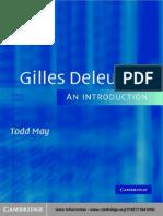 Todd May-Gilles Deleuze_ an Introduction -Cambridge University Press (2005)
