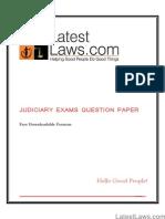 Bihar Judicial Service Prelims Exam,2009.pdf