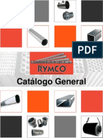 Catálogo General Conduit Marca Rymco